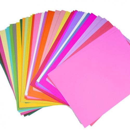 4K硬卡纸彩色