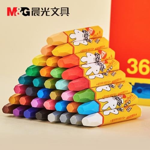 油画棒12色 18色 24色 36色蜡笔