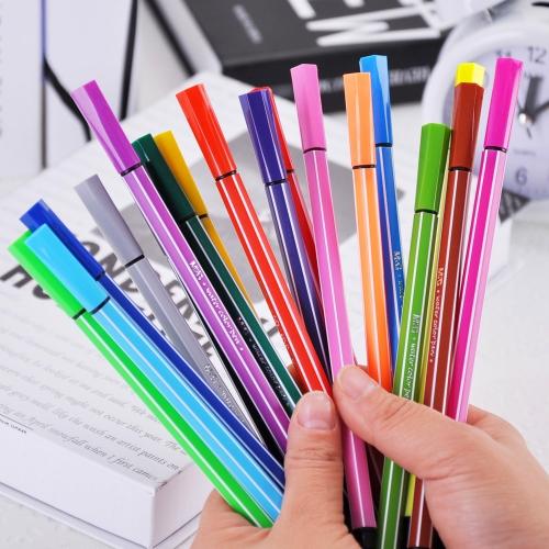 水彩笔24色
