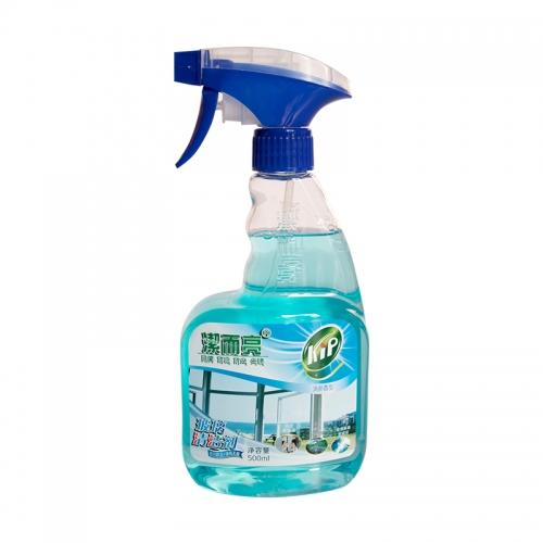 洁而亮玻璃清洁剂