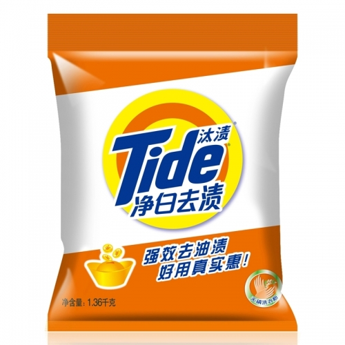 汰渍洗衣粉1.36Kg袋