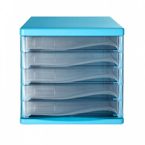 塑胶文件柜 五层